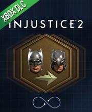 Injustice 2 Infinite Transforms