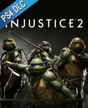 Injustice 2 TMNT