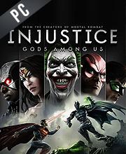 Injustice Gods Among Us