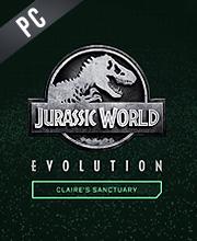 Jurassic World Evolution Claire's Sanctuary
