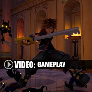 Kingdom Hearts 3 PS4 Gameplay Video