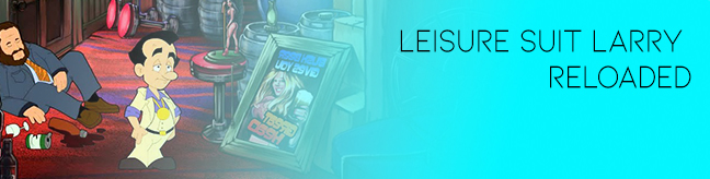 Leisure Suit Larry Reloaded Best Price Drop