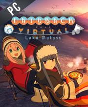 Laid-Back Camp Virtual Lake Motosu