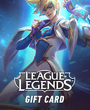 League Of Legend Gift Card