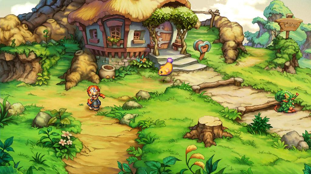 Legend of Mana House