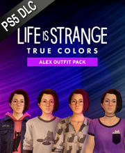Life is Strange True Colors Alex Outfit Pack
