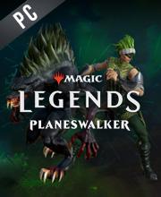 Magic Legends Epic Planeswalker Starter Pack