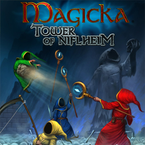 Magicka Tower of Niflheim