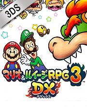 Mario & Luigi Bowser's Inside Story + Bowser Jr.'s Journey