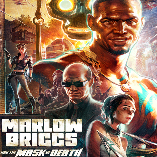 Buy Marlow Briggs and the Mask Of Death Digital Download Price Comparison