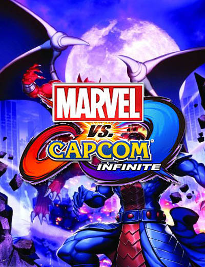 New Marvel Vs Capcom Infinite Characters Revealed
