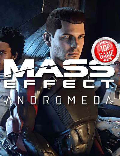 Watch The New Mass Effect Andromeda Cinematic Trailer