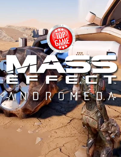 Introducing The Mass Effect Andromeda Vehicle The Nomad