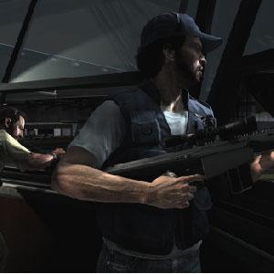 Max Payne 3 Shooting