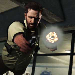 Max Payne 3 Weapon