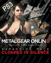Metal Gear Online Cloaked in Silence Expansion Pack