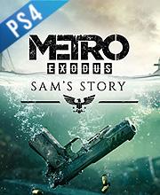 Metro Exodus Sams Story