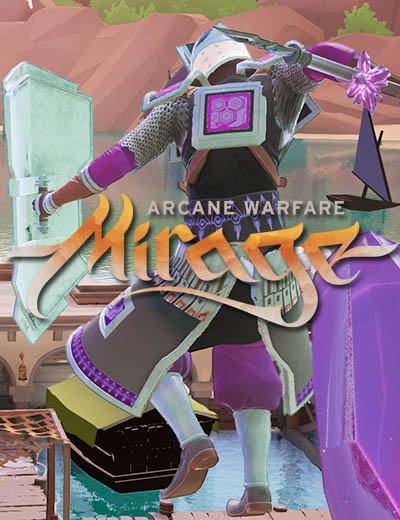 Watch New Mirage Arcane Warfare Trailer Featuring The Bridge Map