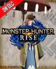 Monster Hunter Rise Hunter Voice Kagero the Merchant