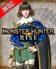 Monster Hunter Rise Hunter Voice Rondine the Trader