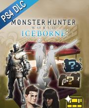 Monster Hunter World Iceborne Deluxe Kit