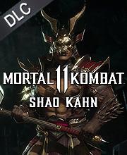 Mortal Kombat 11 Shao Kahn