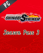 NARUTO TO BORUTO SHINOBI STRIKER Season Pass 3