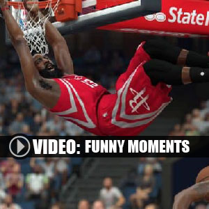 NBA 2K18 PS4 Funny Moments
