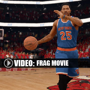 NBA Live 18 PS4 Frag Movie