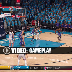 NBA Live 18 Xbox One Gameplay Video