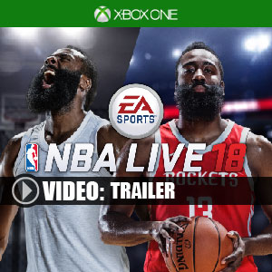 NBA Live 18 Xbox One Code Price Comparison
