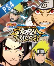 Naruto Shippuden Ultimate Ninja Storm Trilogy