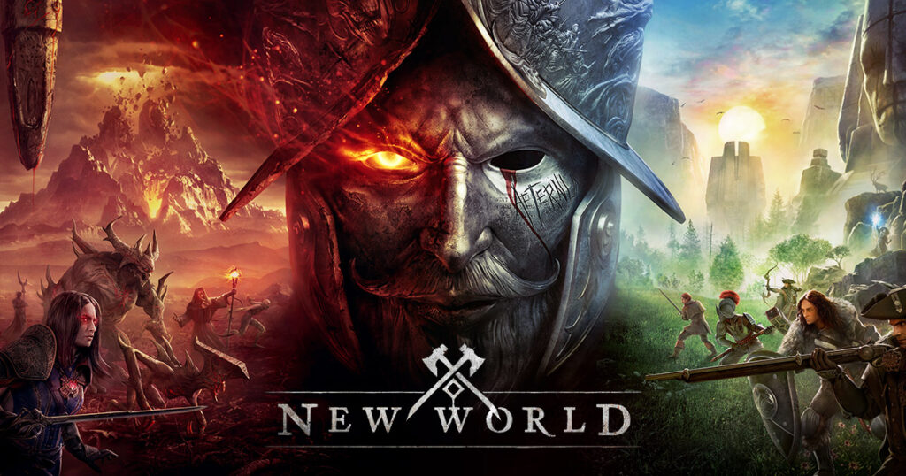 pre purchase new world game code