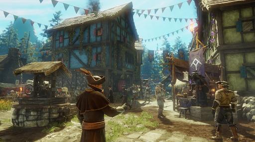 New World Windsward Town