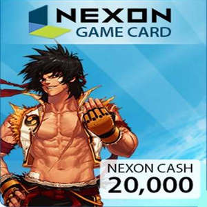 Buy Nexon 20000 NXCash Points Digital Download Price Comparison