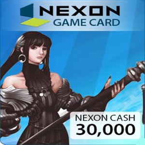 Buy Nexon 30000 NXCash Points Digital Download Price Comparison