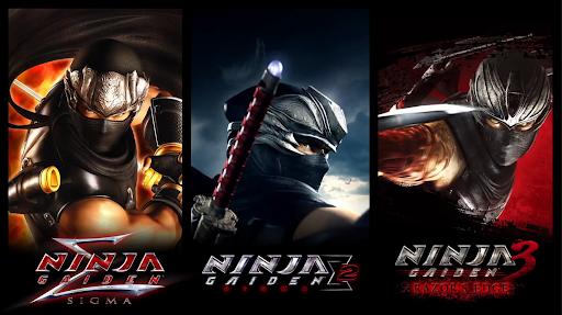 Ninja Gaiden Three Games