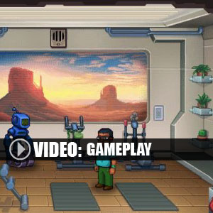 Odysseus Kosmos and his Robot QuestGameplay Video