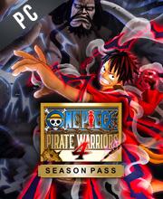 One Piece Pirate Warriors 4 Season Pass