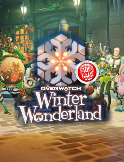 Overwatch Winter Wonderland Update Is Now Available