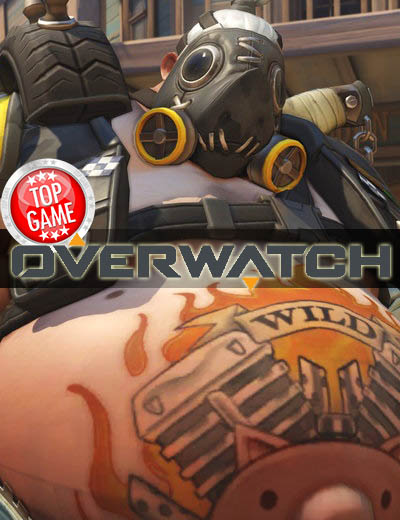 New Overwatch PTR Patch Available For Winston And Roadhog