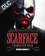 PAYDAY 2 Scarface Character Pack