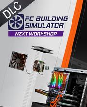 PC Building Simulator NZXT Workshop