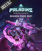 Paladins Season Pass 2021