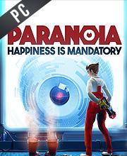 Paranoia Happiness is Mandatory