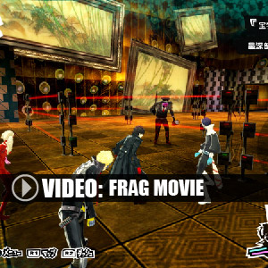 Persona 5 Frag Movie