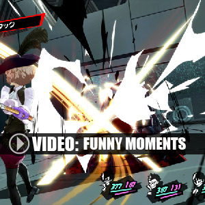 Persona 5 Funny Moments