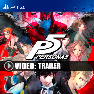Persona 5 PS4 Prices Digital or Box Edition