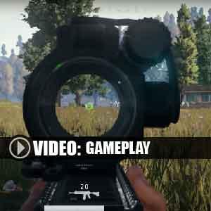 Playerunknowns Battlegrounds Gameplay Video