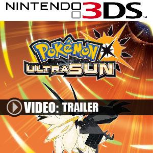 Buy Pokemon Ultra Sun Nintendo 3DS Download Code Compare Prices